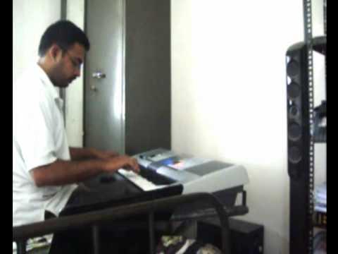 Oruvan Oruvan Mudhalali - Rajni a R Rahman - Instrumental video