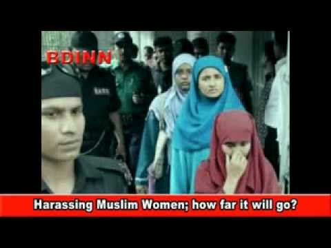 Harassing Muslim Women: how far it will go?