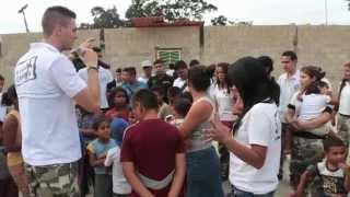 El amor de Cristo quedó marcado en comunidades carabobeñas