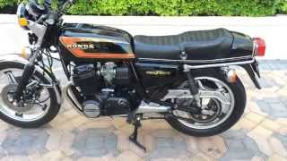 1978 honda 750 four super sport.  Survivor ! Only 4,100 original miles!!
