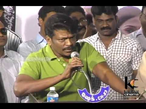 SAC, Parthiban, Lingusamy, T P Gajendiran Speech at Akilan Movie Audio Launch