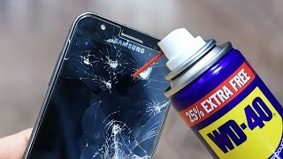 7 Simple Life Hacks with WD 40