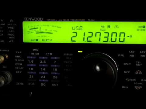 Kenwood TS590S Noise Reduction