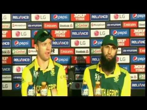 M24 - Live Post Match Press Conference - South Africa v Ireland, Manuka Oval