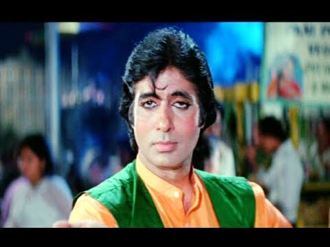 Mahaan - Part 4 Of 12 - Amitabh Bachchan - Zeenat Aman - Superhit Bollywood Movies video