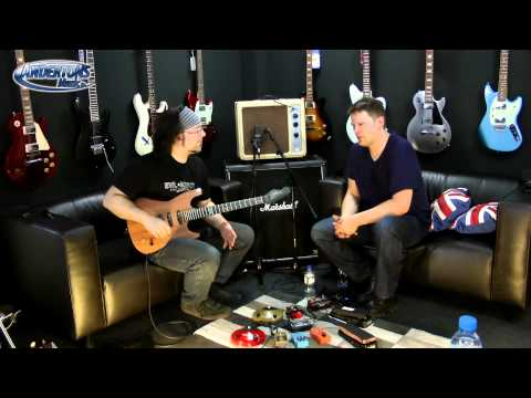 Joe Bonamassa Signed Pedal Giveaway&Interview With Effects Pedal Guru Jeorge Tripps