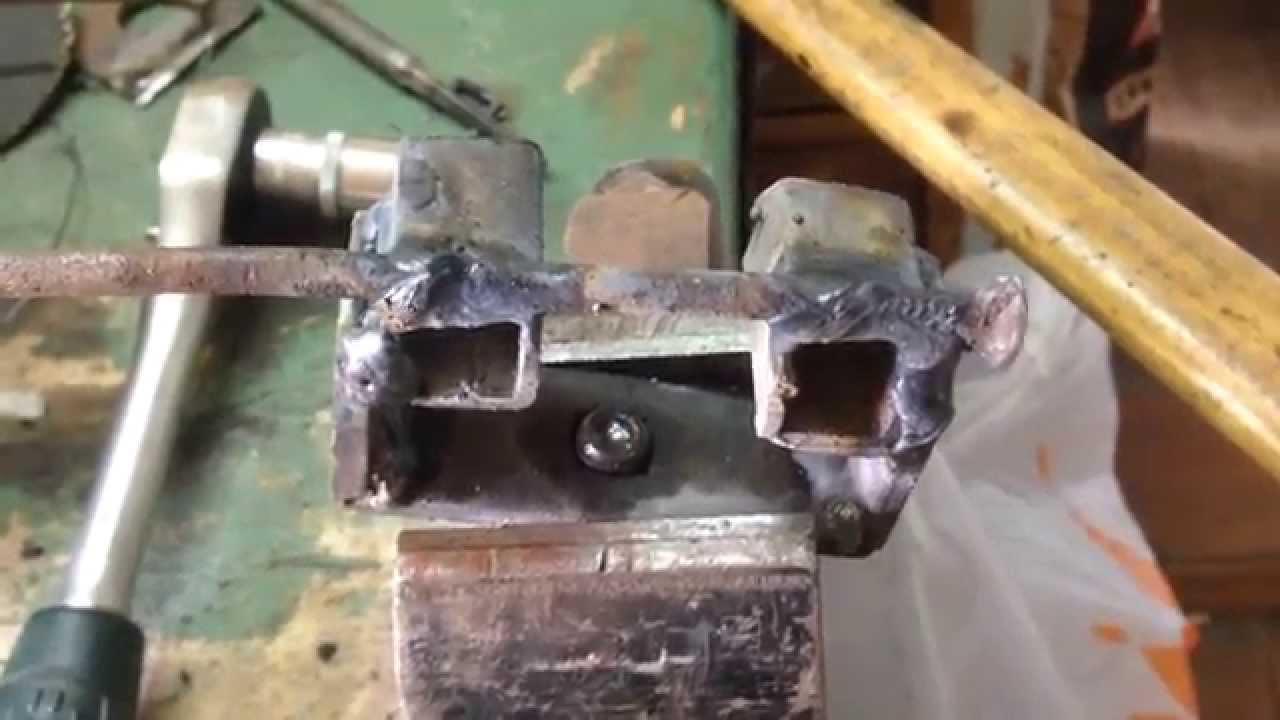 Съемники для шкивов своими руками
