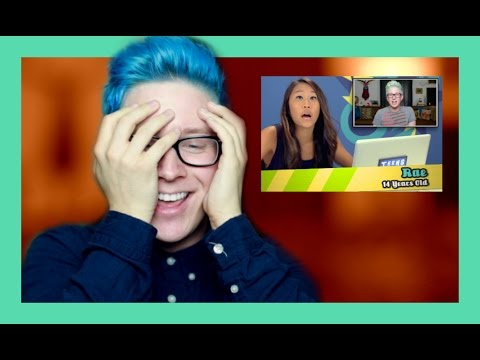 Tyler Oakley Reacts to Teens React to Tyler Oakley thumbnail