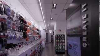 RadioShack Concept Store Remodel Time Lapse