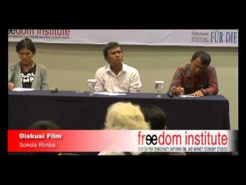 Fins Kine Klub Penayangan Dan Diskusi Film Sokola Rimba 04