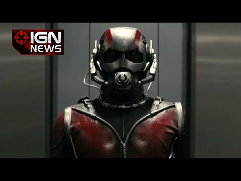 Ant-Man: First Photo of Yellowjacket Revealed - IGN News
