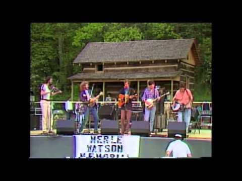 O'Connor/Rice/Douglas/Fleck/Bush/Cowan - The First MerleFest ('88)