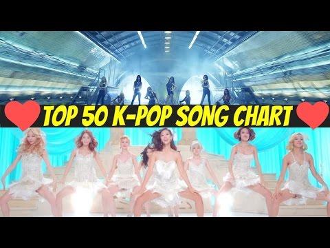 K-POP SONG CHART [TOP 50] AUGUST 2015 (WEEK 3)