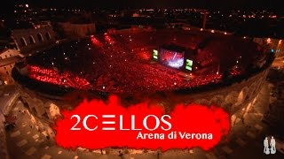 2cellos Thunderstruck Live At Arena Di Verona
