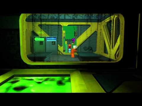 Xbox 360 Longplay [010] Lego Batman The Riddlers Revenge (story 2 of 2)