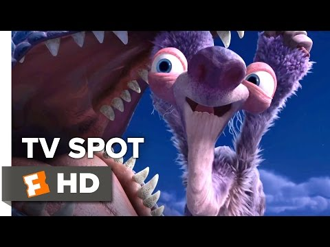 Ice Age: Collision Course TV SPOT - Figaro (2016) - Ray Romano Movie