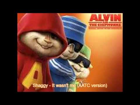Shaggy - It Wasn't Me (alvin And The Chipmunks) video
