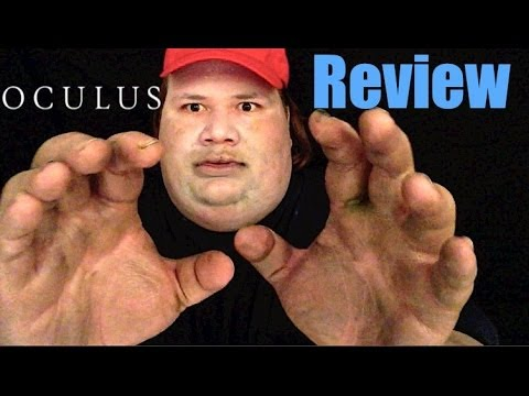 Oculus Movie Review & Parody