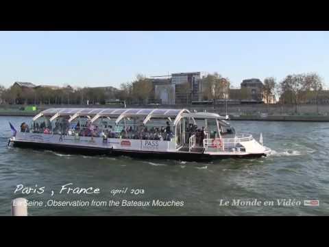 paris france a walking travel tour