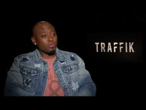 Omar Epps About What Makes TRAFFIK So Different from Other Thriller Movies | Black Hollywood Live