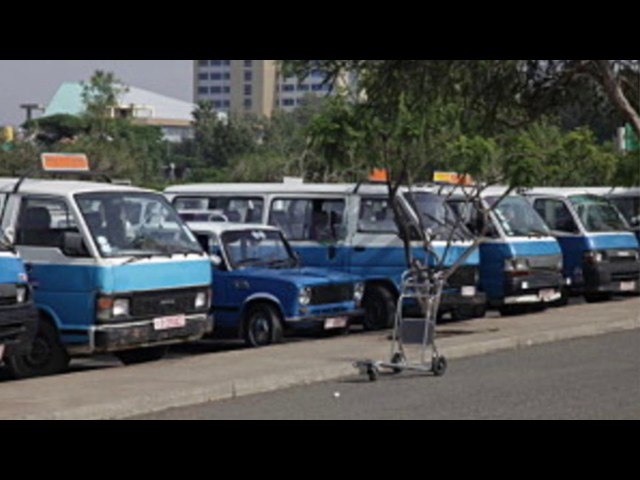#Ethiopia- Addiss Abeba's taxi drivers gets order from the government to remove aggravating quotes