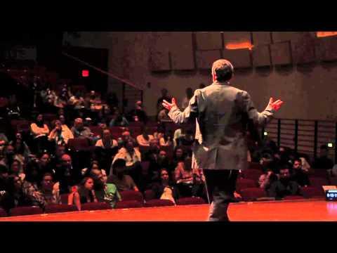Finding Cesar Chavez -- a transformative moment: Jose Calderon at TEDxClaremontColleges