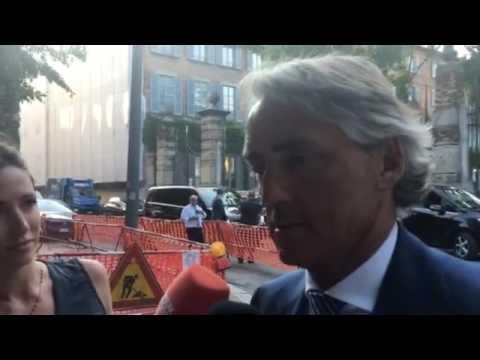 Inter, Mancini: 'Gabriel Jesus? Mi piace'