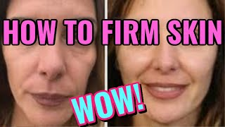 HOW TO FIRM FACIAL SKIN! FACIAL SKIN FIRMERS – MY DOUBLE NUFACE + FACIAL FLEX ROUTINES!