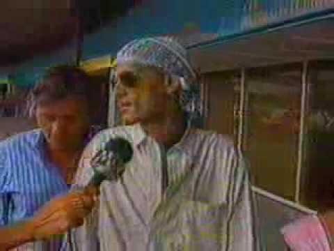 CAZUZA ASUSTA REPORTER