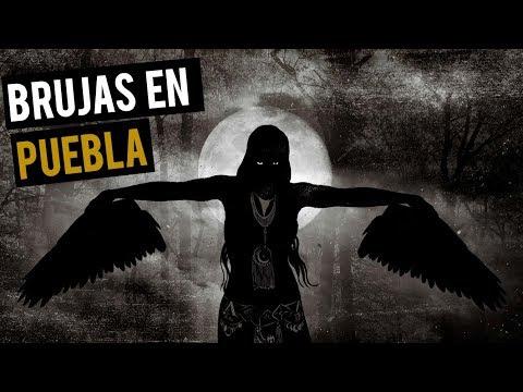 EXPERIENCIA CON BRUJAS EN PUEBLA (HISTORIAS DE TERROR)