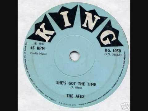 "The Afex - "" She's got the time """