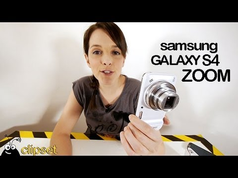 Samsung Galaxy S4 Zoom review Videorama