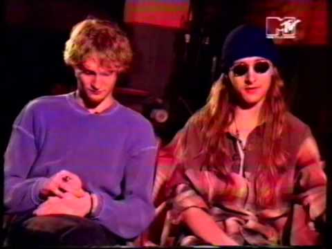 Alice In Chains Interview MTV 1993