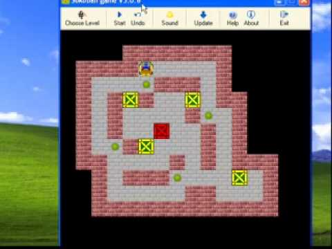 Sokoban Levels Games Sokoban Game V3.0.6 Level 6