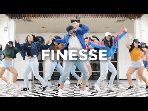 Finesse (Remix) - Bruno Mars Feat. Cardi B (Dance Video) | @besperon Choreography