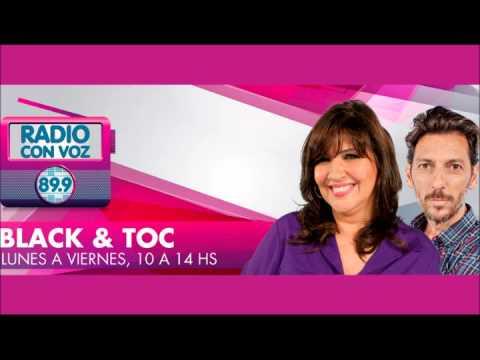 Black & Toc - Martincito: Perdón? Hello! (18/03/2015)