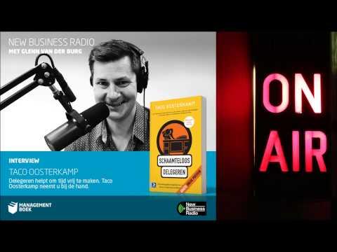 New Business Radio - Schaamteloos delegeren