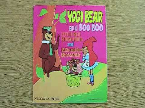 Yogi Bear and Boo Boo - Jack and The Beanstalk Part 01.mp4