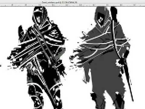 Concept Art Tutorial Character Photoshop Concept Art Tutorial