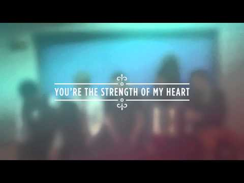 Strength Of My Heart from Rend Collective OFFICIAL LYRIC VIDEO