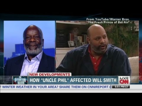 """Uncle Phil"" actor was a ""gentle giant"""
