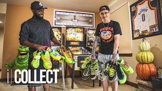 PART I - Take a Look Inside This Colorado Springs Local's INSANE Sneaker Basement | iCollect