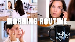 WEEKEND MORNING ROUTINE | Fall