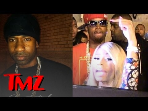 Nicki Minaj -- RAP WAR!