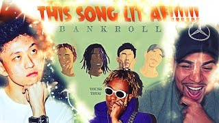 Diplo, Rich Chigga, Young Thug, & Rich The Kid - Bankroll Official Audio REACTION!