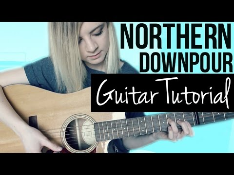 Northern Downpour Panic At The Disco Easy Guitar Tutorial Www