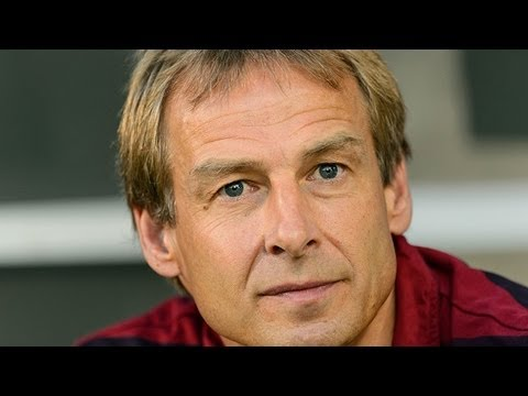 Jurgen Klinsmann Names Roster for World Cup Qualifiers in Costa Rica and Jamaica