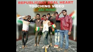 Republicday Real Heart Touching Video   Prince raj intertainment