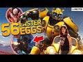 Lagu BUMBLEBEE - 56 Secretos, Referencias, Cameos, Easter Eggs y Transformers de la película!! Luineitor!