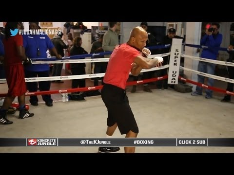 Zab Judah Vs Malignaggi | Old School Shadow Boxing Session | True HD